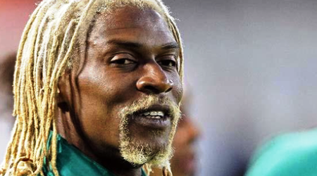 Coupe de cheveux Rigobert Song