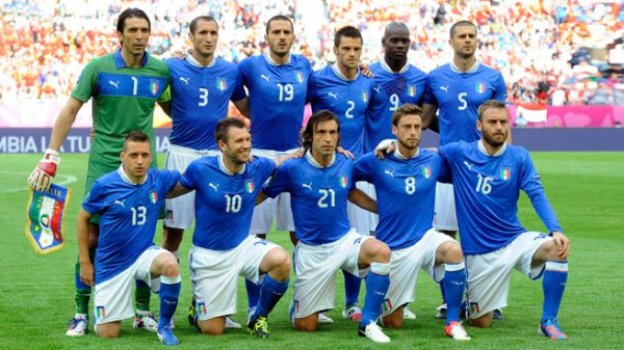 coupe des conf d rations 2013 la liste des 23 de l 39 italie benin football benin football. Black Bedroom Furniture Sets. Home Design Ideas