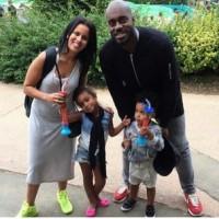 Farnolle, sa femme et ses enfants
