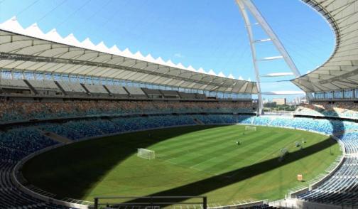 Les 5 stades de la can 2013 en afrique du sud b nin football for Le stade du miroir