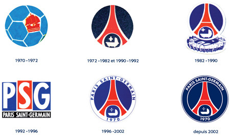 psg le nouveau logo est pr sent b nin football. Black Bedroom Furniture Sets. Home Design Ideas