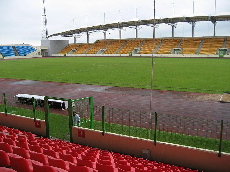 Le stade de malabo b nin football for Le stade du miroir